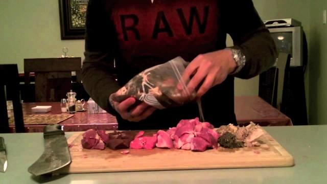 Raw Feeding Tutorial
